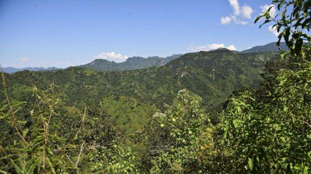 El Triángulo Dorado es una de las zonas de mayor producción de droga de América Latina.