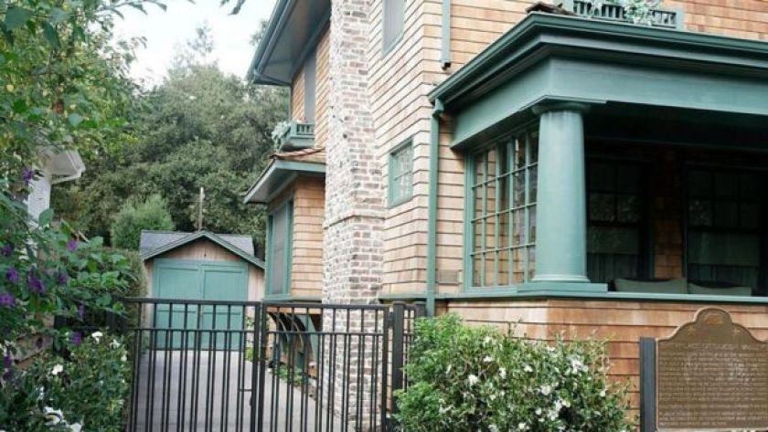 Hewlett ve Packard'ın çalıştığı ev