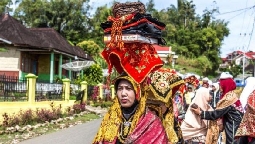 Minangkabau düğünü