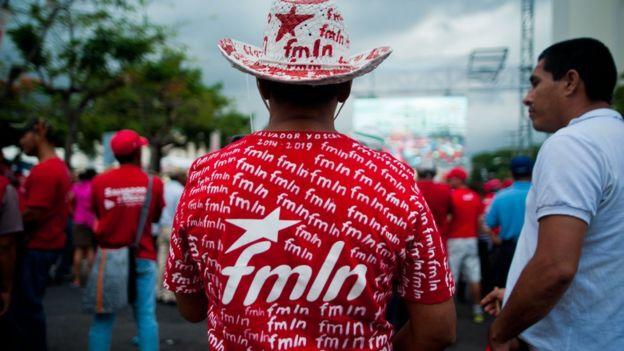 Simpatizante del FMLM