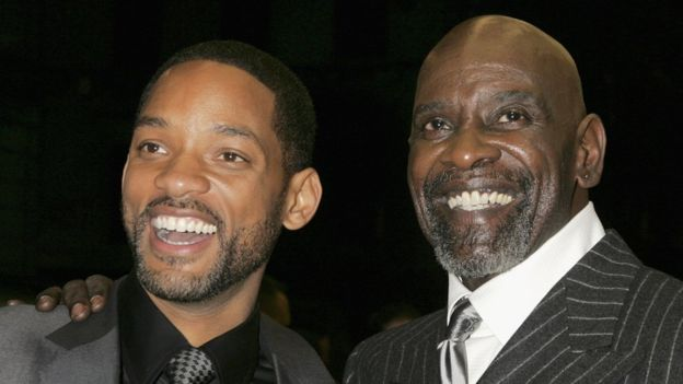 Will Smith y Chris Gardner