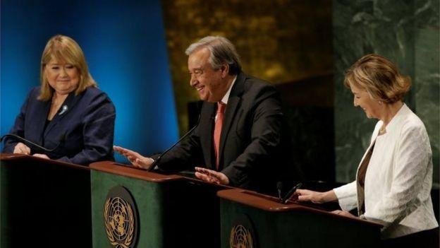 Mujeres en la ONU