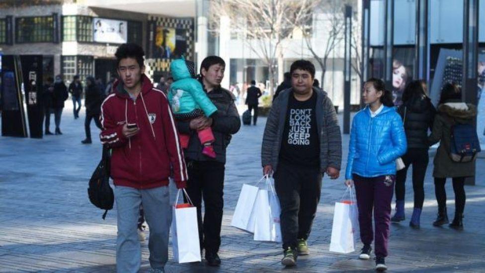 Compradores chinos