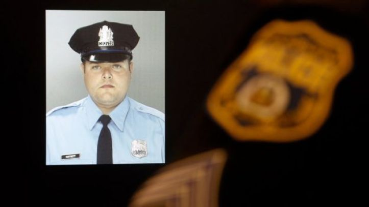 Officer Hartnett is expected to recover from his injuries