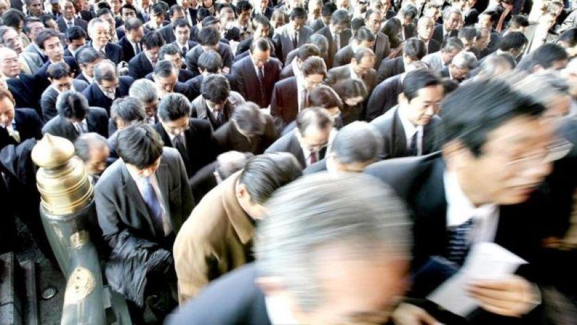 Japon insanlar