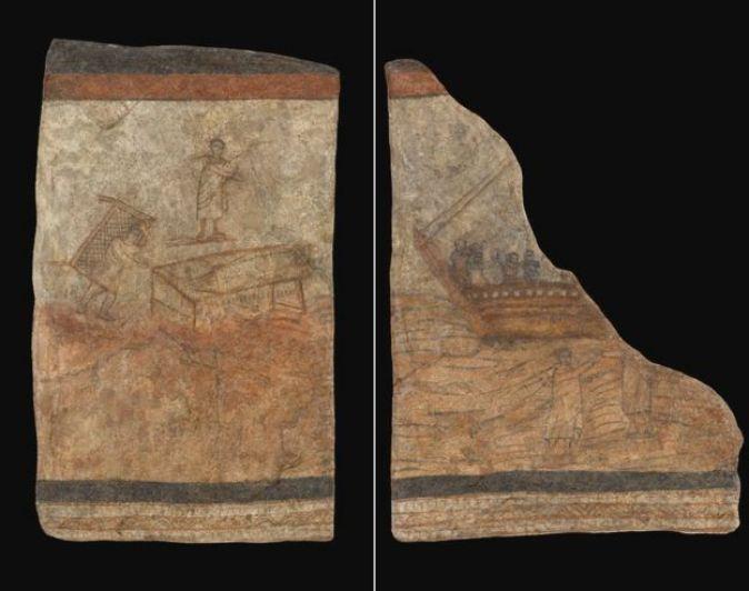 イエスを描いた最初期の作品