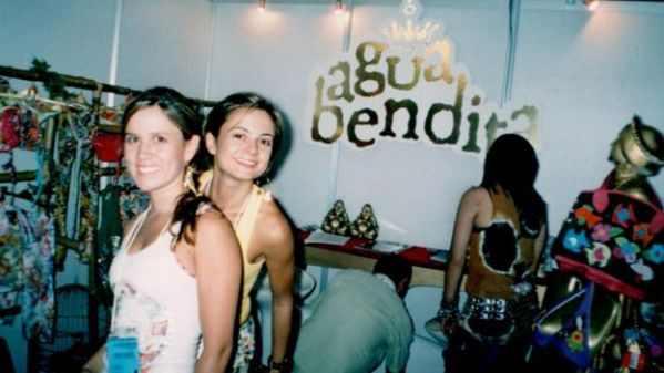 Catalina Alvarez y Mariana Hinostroza