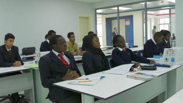 Kenya'da Fethullah Gülen bağlantılı 7 okul var.