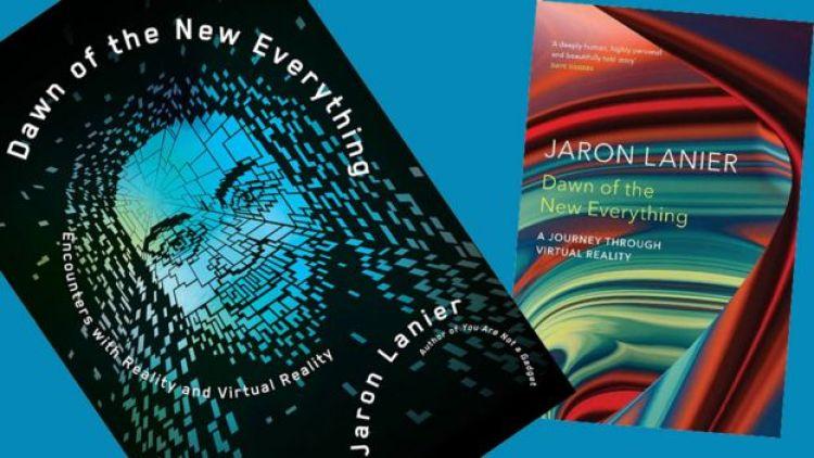 Livro de Jaron Lanier