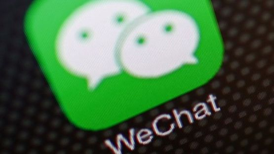 Logomarca da WeChat