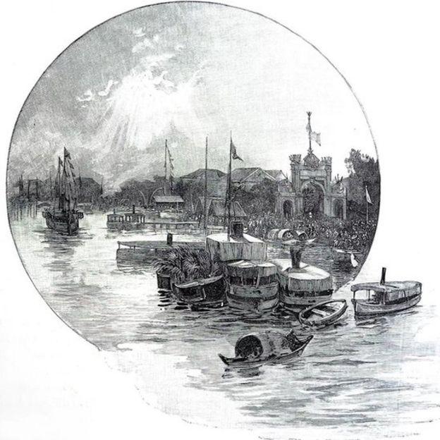 Sài Gòn năm 1891
