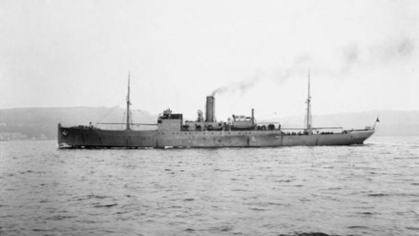 HMS Coreopsis