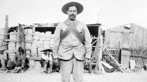 Meksikalı devrimci Panço Villa