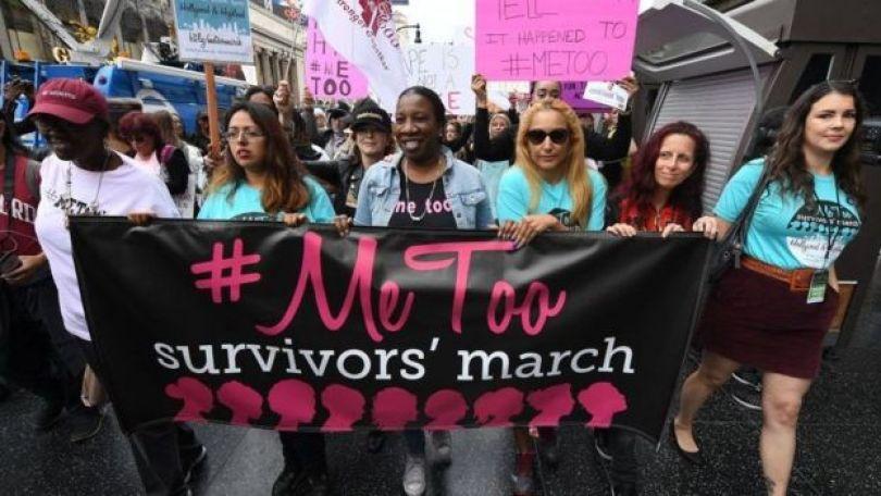 protesto de mulheres nos EUA