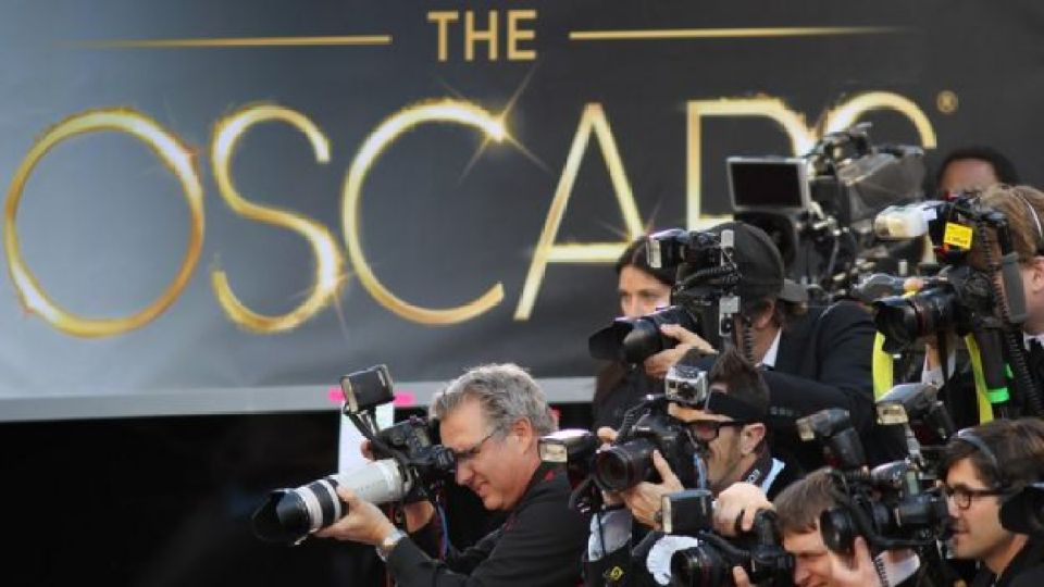 Photographers at the Oscars