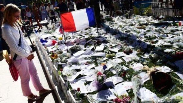 El atacante mató al menos a 84 personas y más de 200 resultaron heridas.