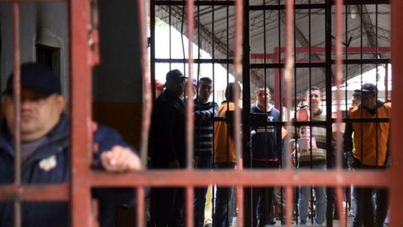 La prisión de Tacumbú, Asunción, donde Jarvis Chimenes Pavao pagaba una sentencia de cárcel.