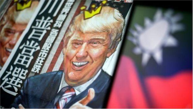 Trung Quốc tức giận vì các bình luận về chính sách Một Trung Quốc của ông Trump