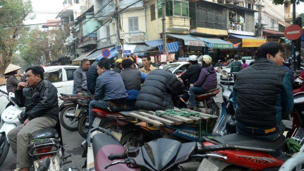 Vietnamese labour market