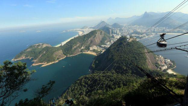 Vista do Rio