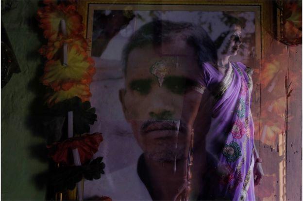 Maratha farmer