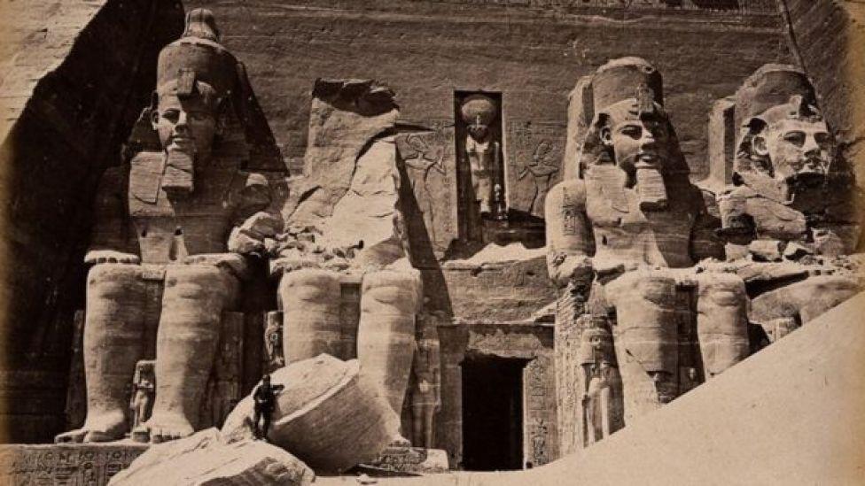 Gigantes de Ramsés el Grande