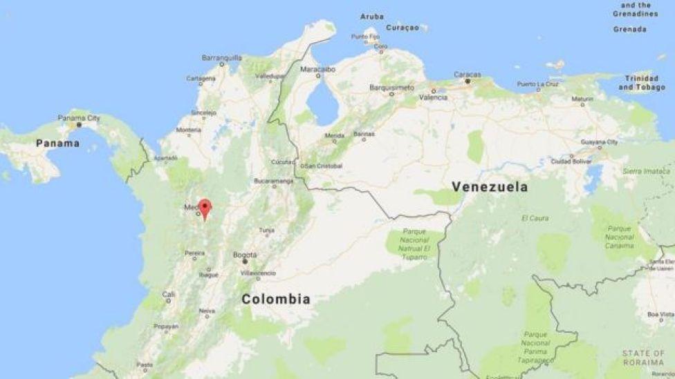 La Unión, Antioquia, Colombia