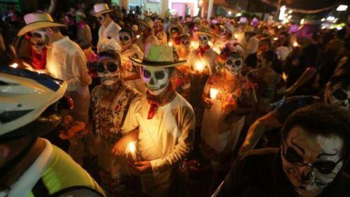 Image result for El Dia De Los Muertos