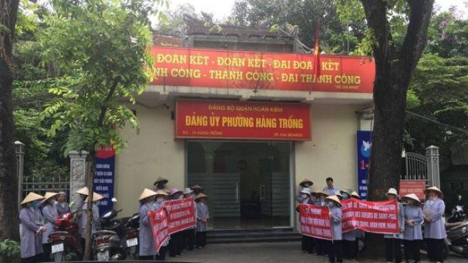 Việt Nam, Nhà thờ Thái Hà