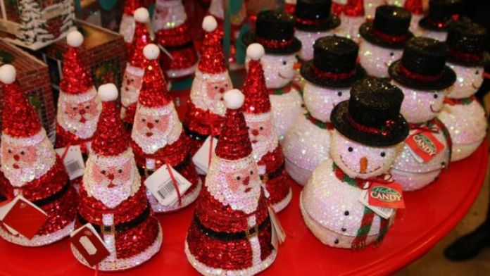 Santa Claus Christmas decorations