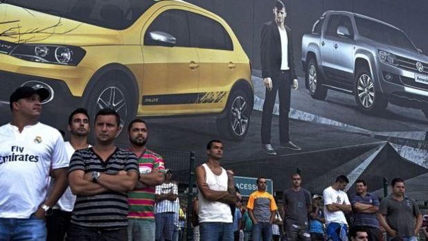 Volkswagen en Brasil