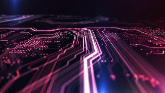 Imagen de códigos de computadora.