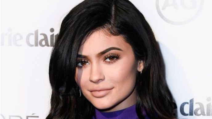 TV personality Kylie Jenner attends Marie Claire's Image Maker Awards 2017 at Catch LA on 10 January 2017 in West Hollywood, California.