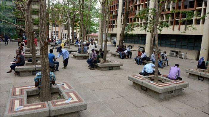 University of Lagos students