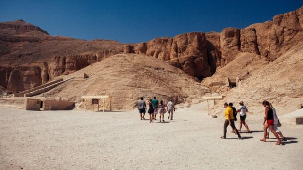 (FOTO: REPRODUÇÃO/EGYPTIAN MINISTRY OF ANTIQUITIES)