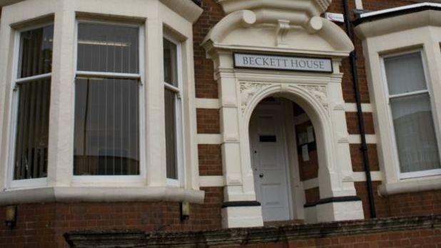 Beckett House in Northampton