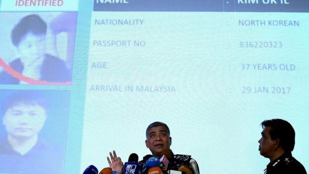 Cảnh sát Malaysia nêu ra một loạt nghi phạm