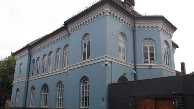 Синагога в Тронхейме