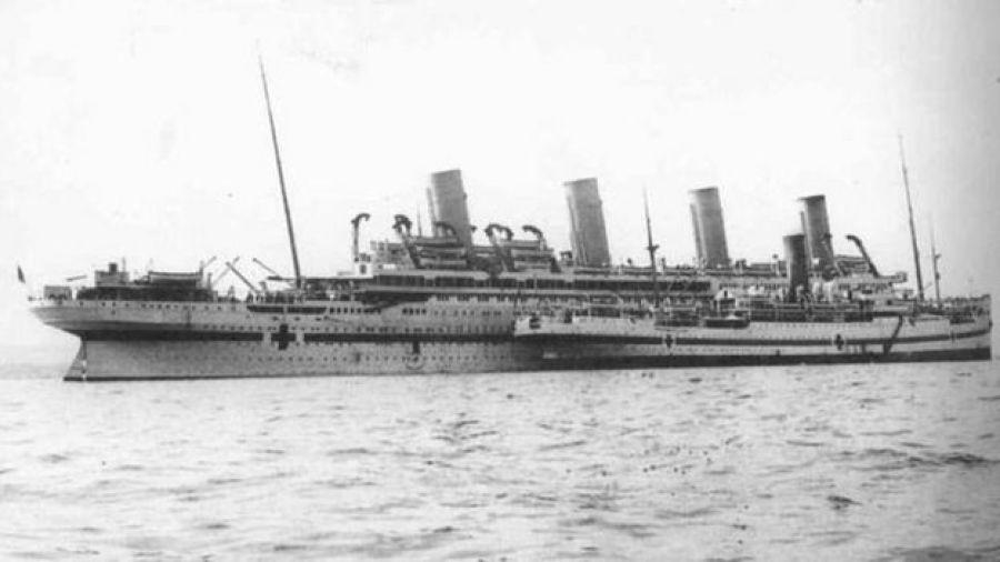 El naufragio del Britannic sigue siendo uno de los grandes misterios de la historia de la navegación.