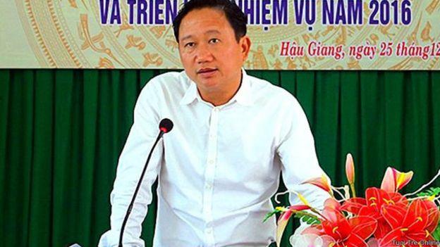 Vụ ông Trịnh Xuân Thanh bị truy nã đang gây chú ý của dư luận