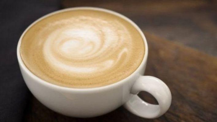 فنجان من القهوة