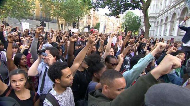 Black Lives Matter London