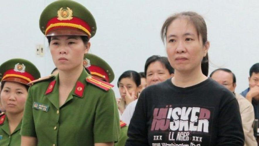 Phiên tòa phúc thẩm đối với blogger Nguyễn Ngọc Như Quỳnh diễn ra một ngày trước cuộc Đối thoại Nhân quyền