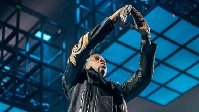 Jay Z em show