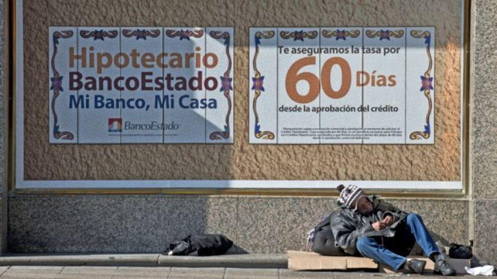 Publicidad de deuda en Chile