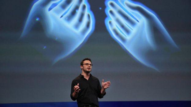 Brendan Iribe, Oculus CEO