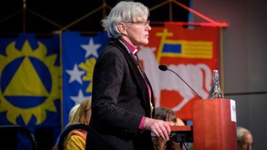 Arcebispa da Suécia, Antje Jackelén