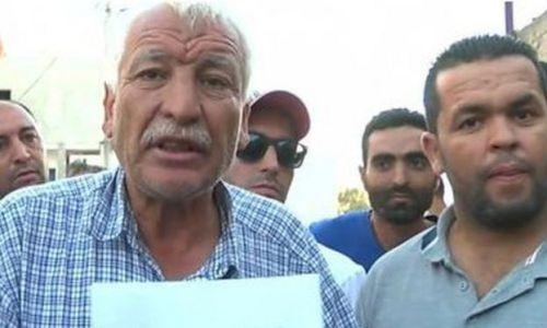 El padre del atacante, Monthir Boulel, habló para los medios desde Msaken, en Túnez, y mostró un certificado médico que recoge la enfermedad de su hijo.