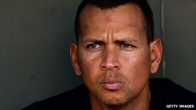 New York Yankees' Alex Rodriguez In Season Doping Ban BBC News