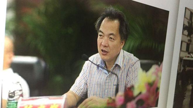 Thủ phạm vụ nổ súng là Giám đốc Sở Nhà đất thành phố Phàn Chi Hoa, ông Trần Trung Thứ